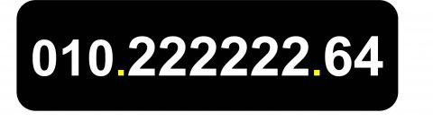 رقم مصري سداسي نادر للبيع 010.222222