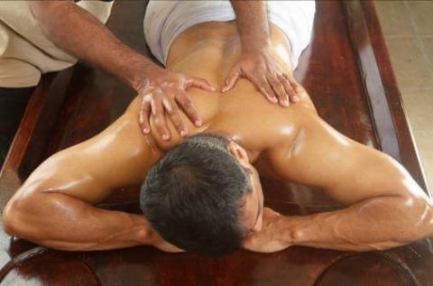 Trainer massage sessions and massage hotel or house