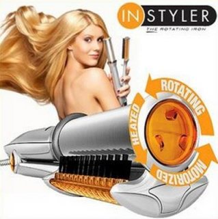 InStyler Rotating Hot Iron Hair