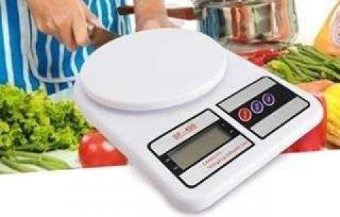ميزان مطبخ ديجيتال حمولة 7 كيلو جرام لاستعمال المطبخ