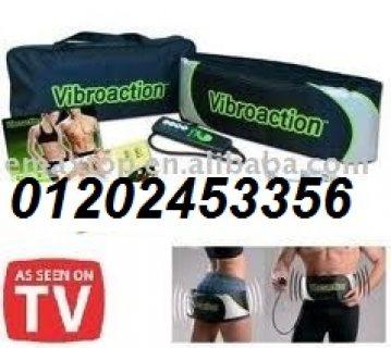 حزام الفيبرو اكشن حزام ذبذبات لتفتيت الدهون فى الجسم يستخدم فى جميع اجزاء الجسم