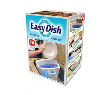Easy-Dish Kitchen