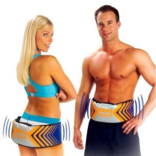 Vibra Tone Slimming Massage Belt
