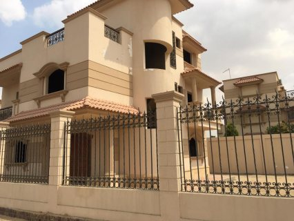 Villa for sale .. Royal City Compound