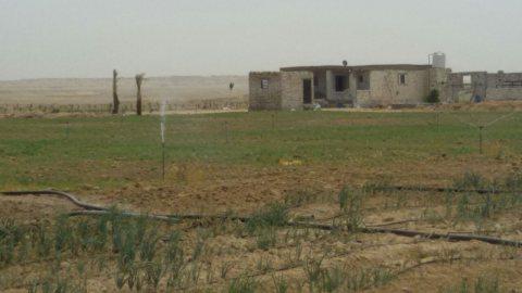 ارض زراعيه 10 فدان على طريق مصر الفيوم