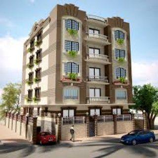 ،،ــ  شقة تمليك فى حدائق الزيتون بشارع المطرية العمومى مساحة 120 متر