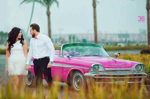 سيارات الزفاف دي سوتو للايجار