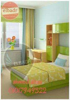 غرف اطفال البدر للاعمال الخشبية