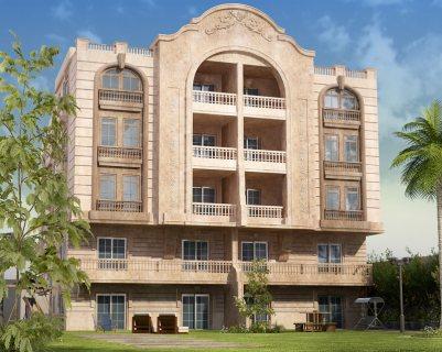 شقق للبيع التجمع الخامس النرجس عمارات مربع فاطمة الشربتلى 200 م 215 م
