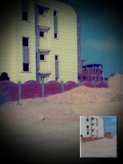 209م2 المجاورة الاولى  برج العرب الجديدة