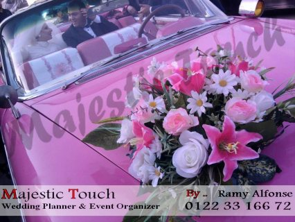 wedding car in egypt for rental