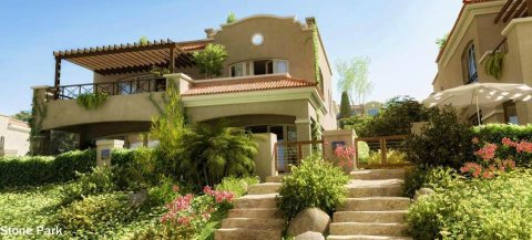 شقة مميزة للبيع على اقساط في ستون ريزيدنس قطامية