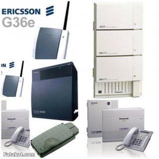 الشركه المتحده للاتصالات توفر اجهزة بريماسيل ايريكسون مستعمل بحاله جيده جداا