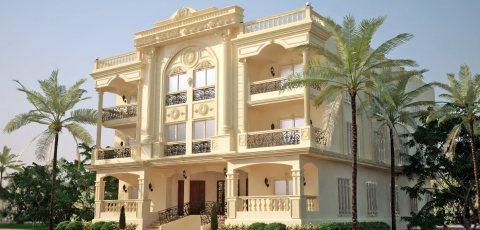 Apartment For Sale مساحة 207 متر فى مدينة الشروق