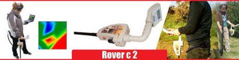 كاشف الذهب والكنوز الاثرية روفر سي  2   ROVER C 2