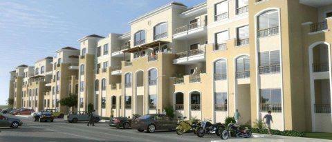 شقة باطلالة مميزة 140م للبيع فى ستون بارك