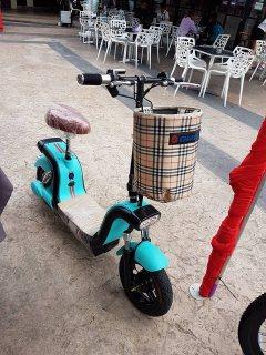 دراجات كهرباء لجميع الاعمار