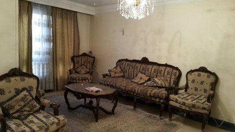 شقة مفروشة للايجار امام حديقة الطفل مكرم عبيد الرئيسي مدينة نصر