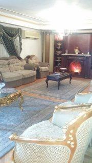 شقة مفروشة للايجار امام سيتي ستارز بأرض الجولف مدينة نصر