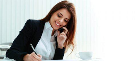 سكرتاريه وموظفات تنفيذ لشركة توظيف بالخارج