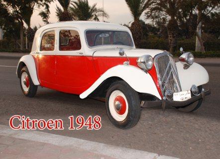 citroen 1948