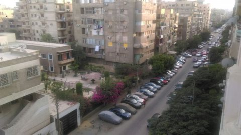 شقة بمصر الجديدة بالتقسيط