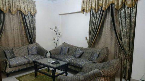 للخصوصيه شقة مفروشة للايجار بموقع مميز مستوى راقي مدينة نصر