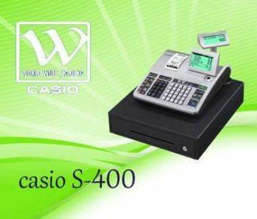 ماكينات كاشير S400 كاسيو