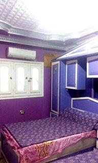 شقة مميزة بشارع سعد الشربيني مساحة 200 م تشطيب سوبر لوكس