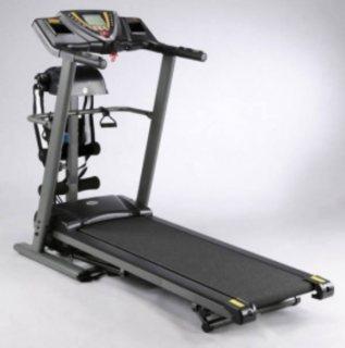 مشاية كهربائية وزن 130 كيلو بالكماليات تايوانى الصنع kmf sports اجهزة رياضية