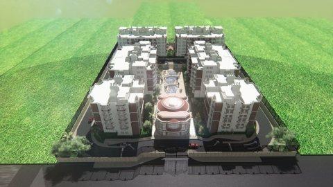 ارخص سعر شقة #بمصر بكمبوند متكامل الخدمات