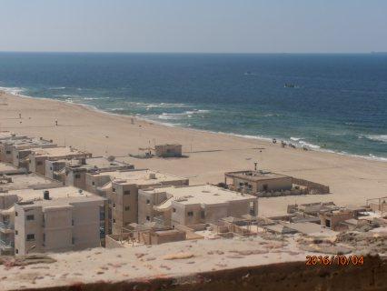 شقة 110م على البحر بالاسكندرية