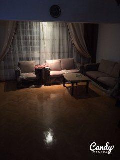 شقة مفروشه للايجار بمدينه نصرمنطقه هاديه بجوار الخدمات امام سيتي ستارز
