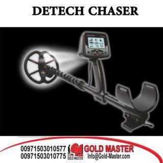 جهاز كشف الذهب والمعادن Detech Chaser