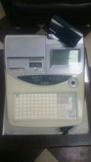 ماكينة كاشير كاسيو te-2400