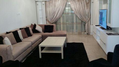 شقة مفروشة للايجار فرش فندق  داخل كمبوند في مدينة نصر بجوار سيتي ستارز مباشرة