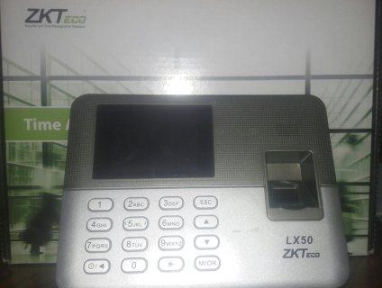 جهاز البصمه zk  موديل lx50