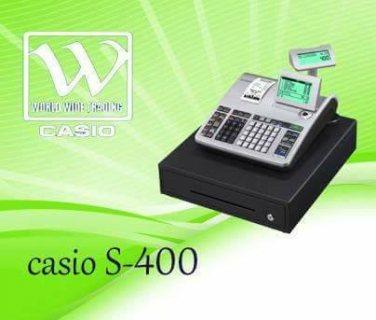ماكينة < كاشير > كاسيو S-400