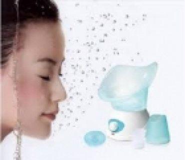 جهاز بخار الوجه لتنقية البشرة the steam facial