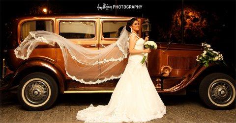سياره الملك فاروق للزفاف