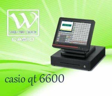 ماكينة كاشيرqt-6600