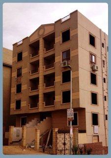 استلم فورا شقة 215م بروف بمساحة الشقة