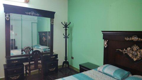 شقة مفروشة للايجار بمصطفى النحاس