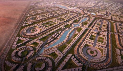 للبيع شقة رائعة في كمبوند ساراي موقع ممتاز بالمرحلة الثانية اقل من سعر الشركة