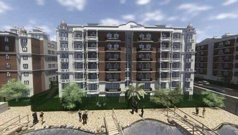 اجمل شقة بميني كمبوند بالاندلس متكامل الخدمات