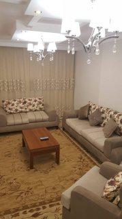 شقة مفروشة للإيجار بموقع مميز بمدينة نصر  بعباس العقاد الرئيسي
