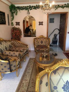 بجوار سيتي ستارز مدينة نصر  شقة مفروشة فاخرة للايجار