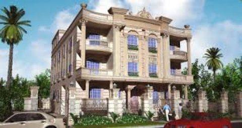 دوبليكس 350متر بجاردن للبيع في حي القرنفل بالتجمع الخامس :