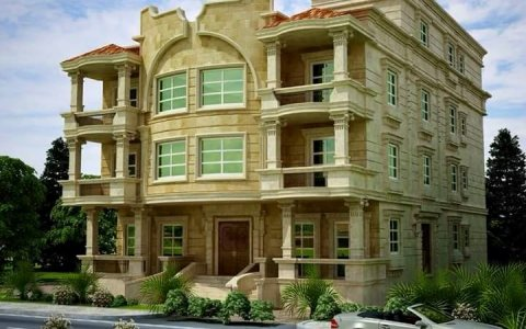 Very nice villa for sale in the most prestigious place in New Cairo