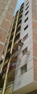 للجادين شقة استلم فوري بمساحة120م بارض اللواء المهندسين